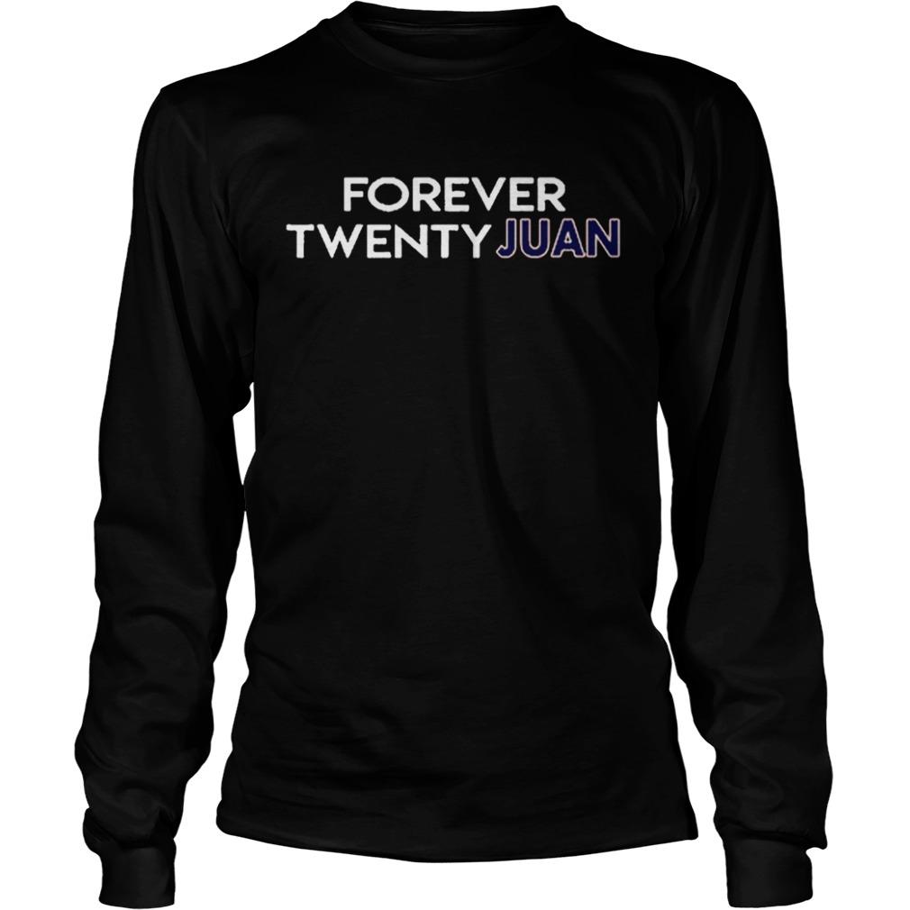 Forever Twenty Juan Shirt LongSleeve