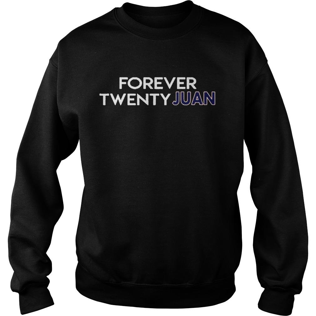 Forever Twenty Juan Shirt Sweatshirt