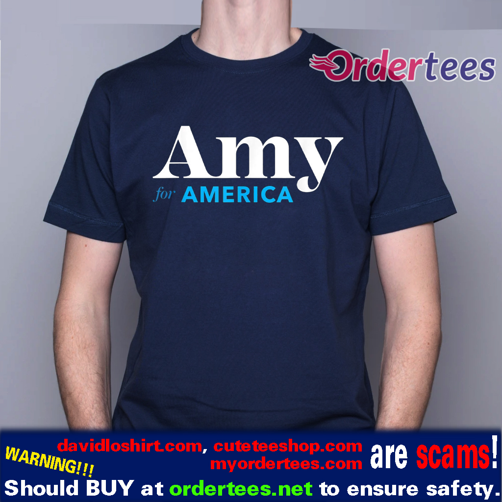 Amy Klobuchar for America President Campaign 2020 T Shirt
