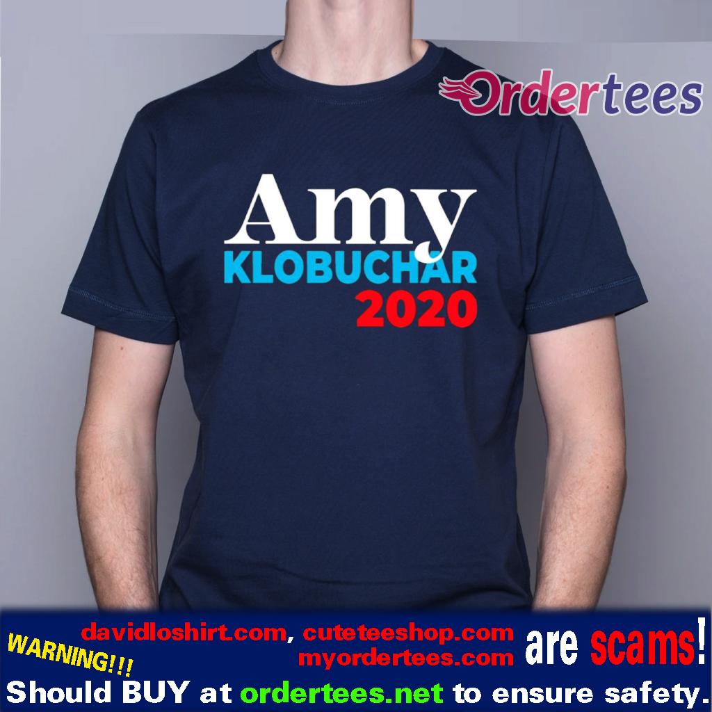 Amy Klobuchar for President 2020 Shirt