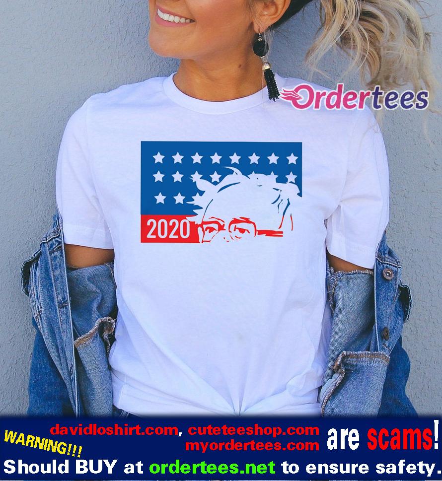 bernie 2020 American Merch t shirt