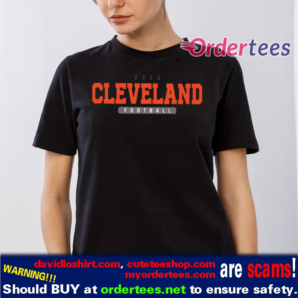 cleveland football indians 2020 shirts