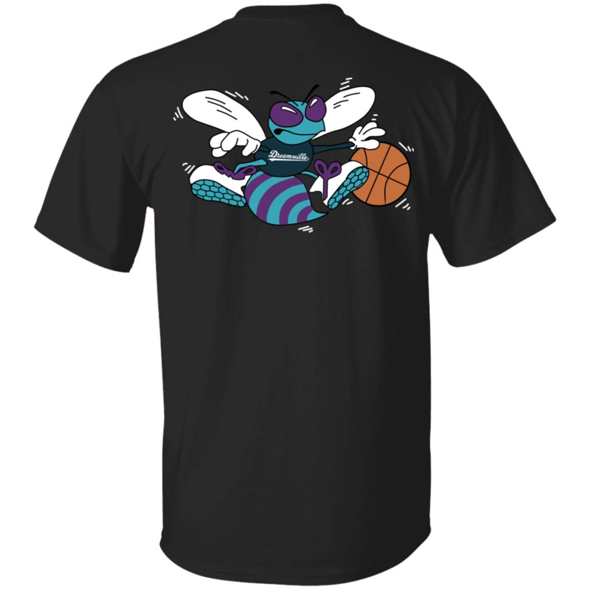 Dreamville Records Charlotte Hornets Shirts