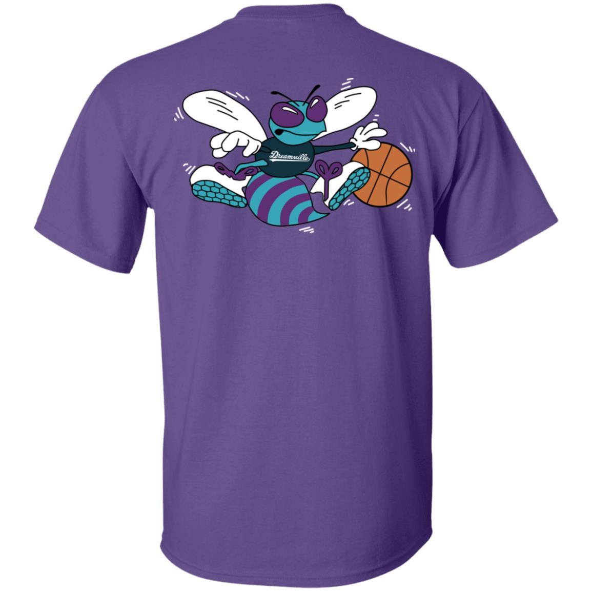 Dreamville Records Charlotte Hornets T-Shirt