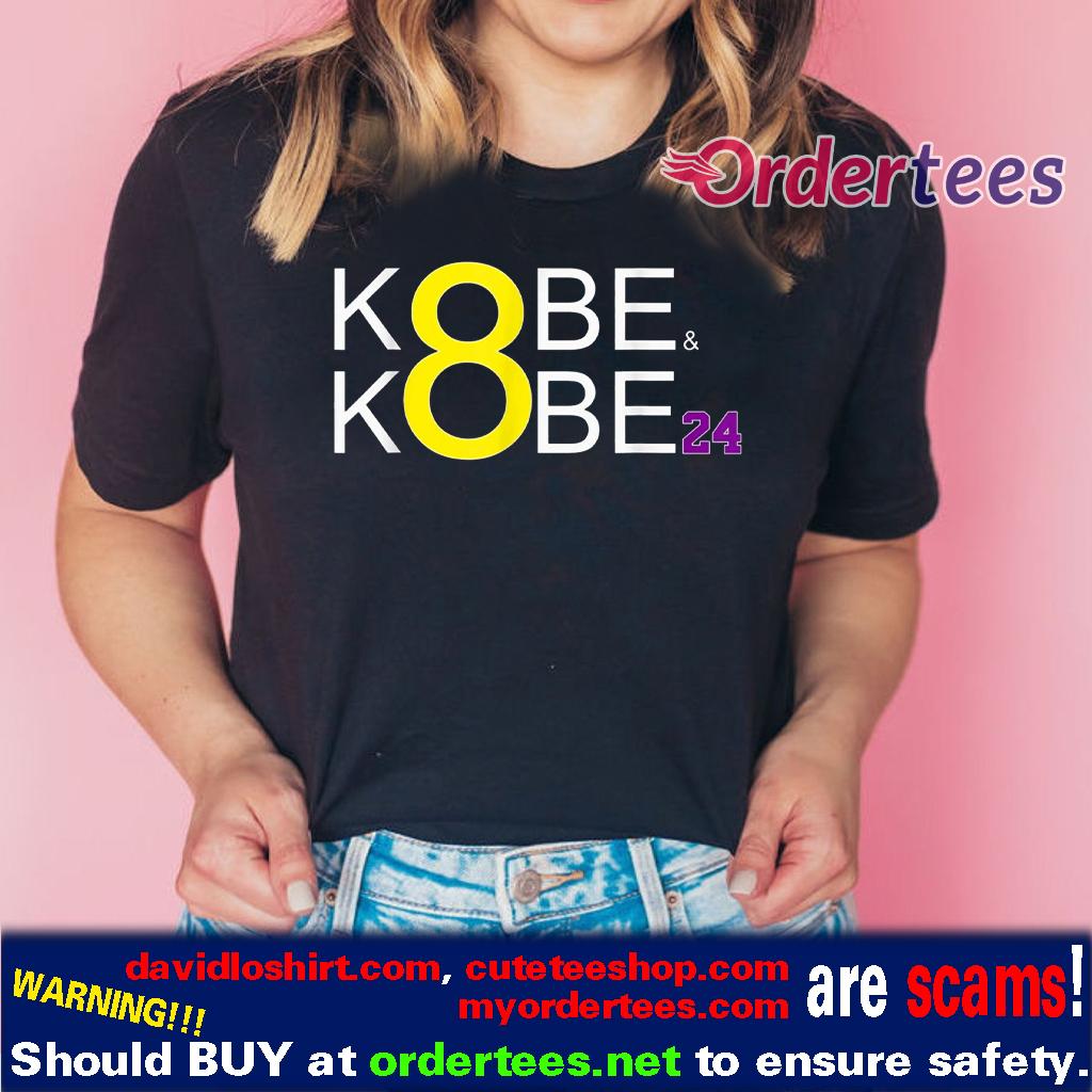 kobe & kobe 8 24 T Shirt