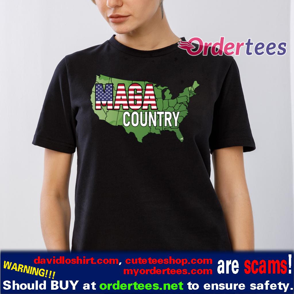 MAGA Country shirts