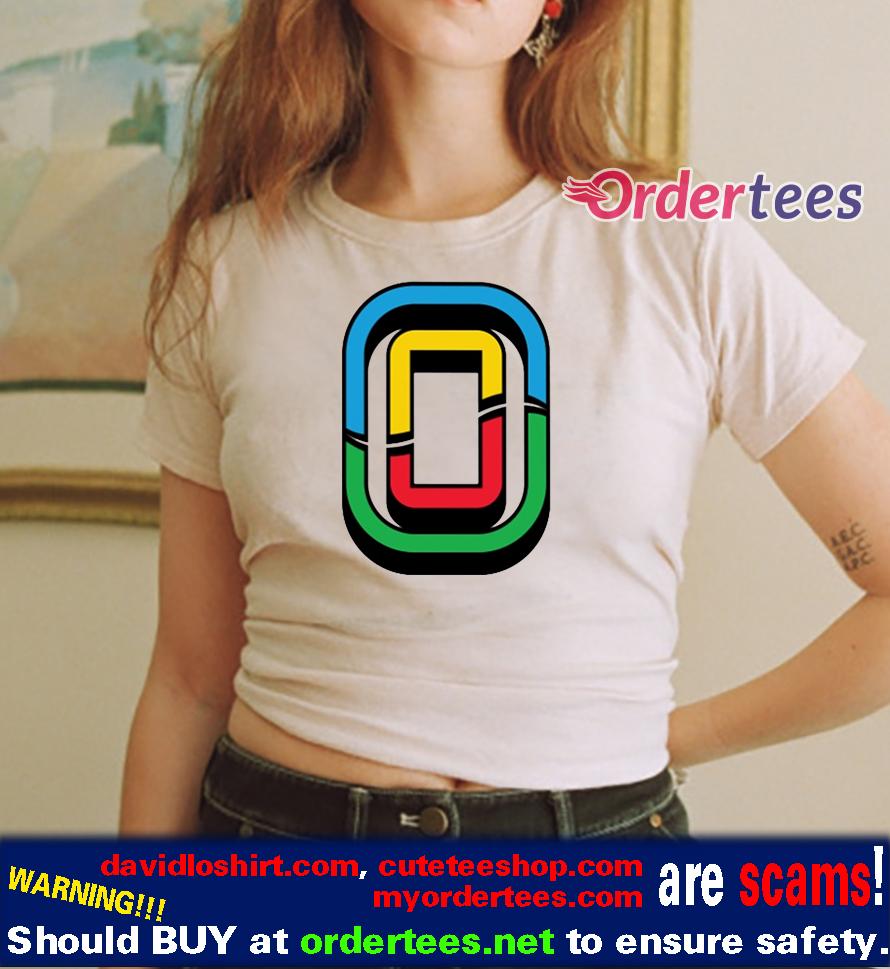 Overtime merch 1 white t shirt