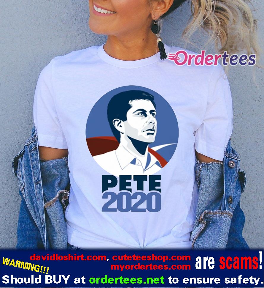 pete buttigieg 2020 t shirt