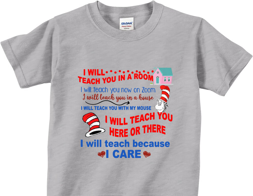 Dr Seuss Teacher Shirt
