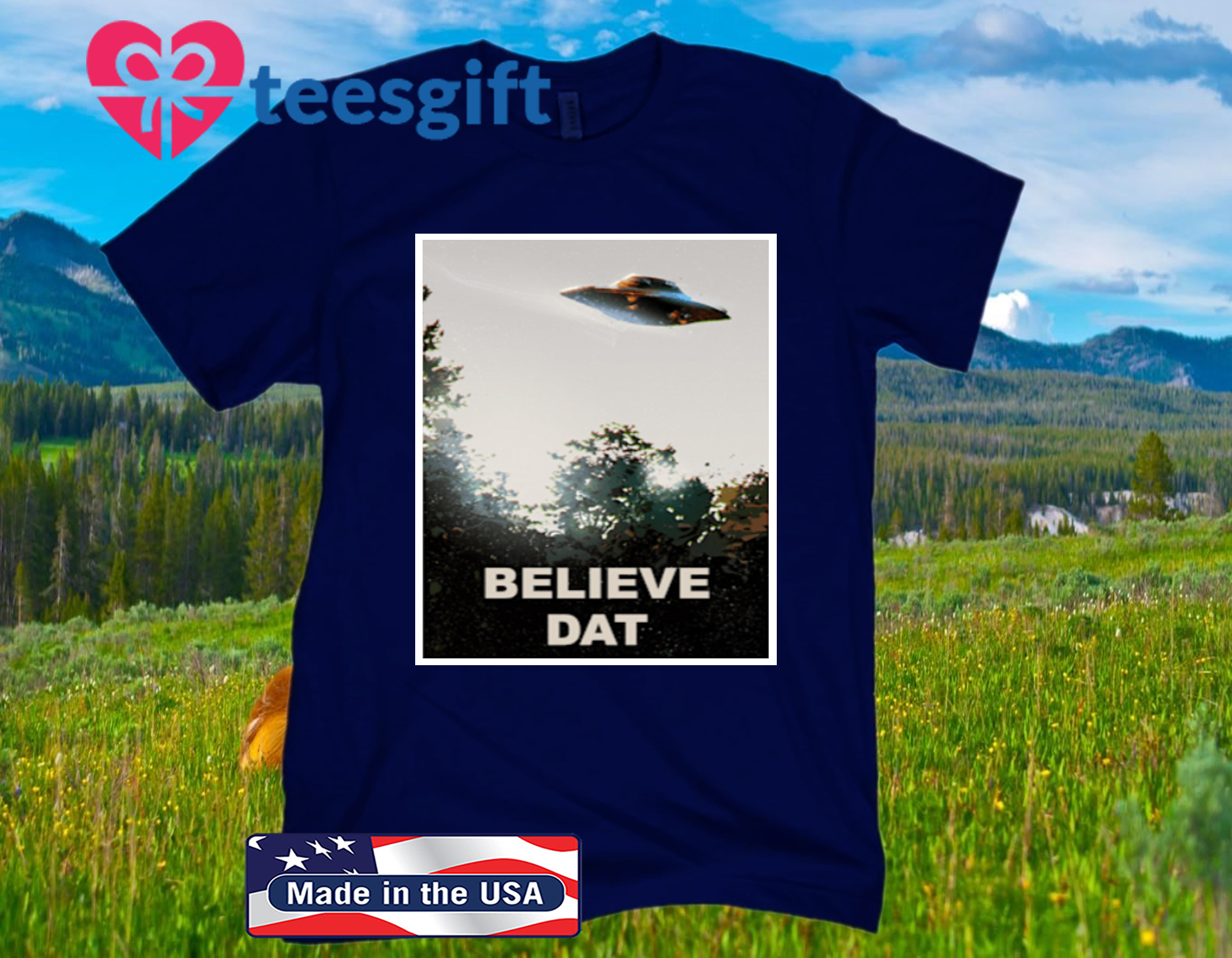 Believe DAT Official T-Shirt