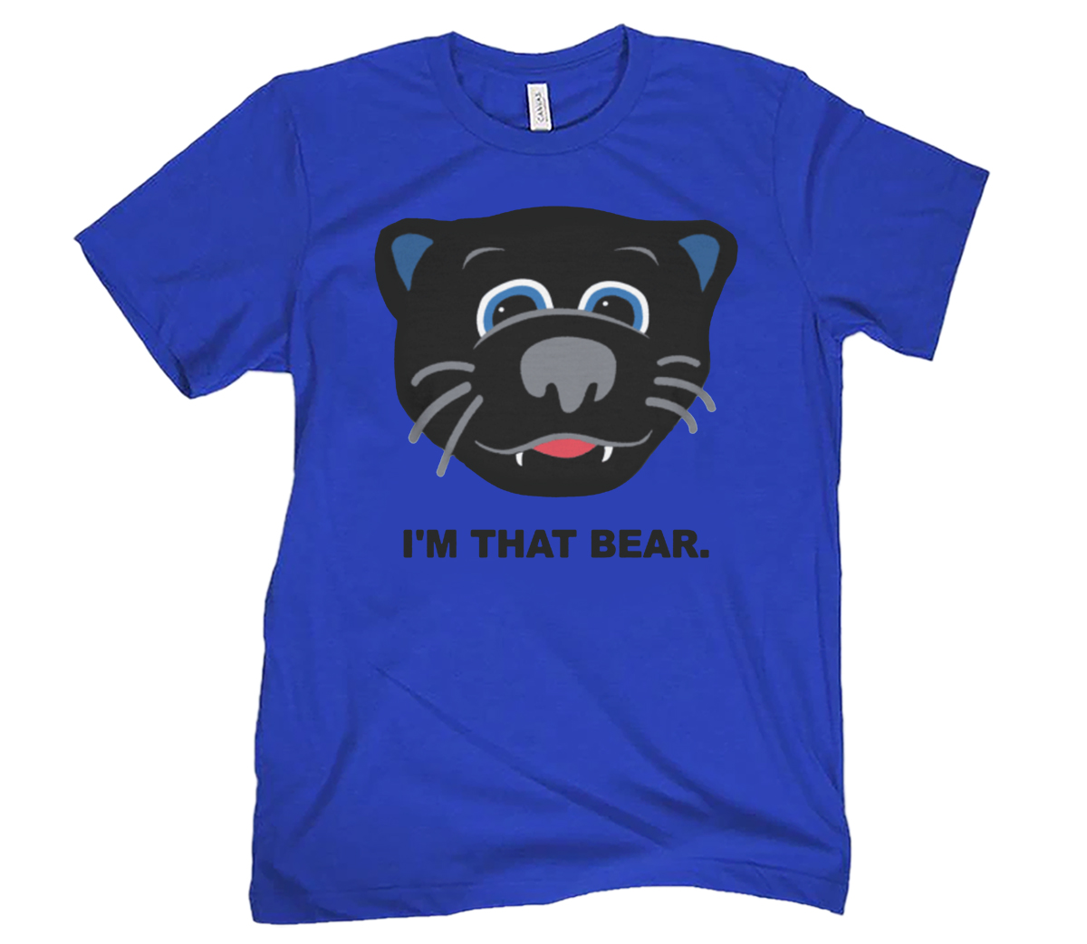 2020 Carolina Panthers I'm That Bear Shirt