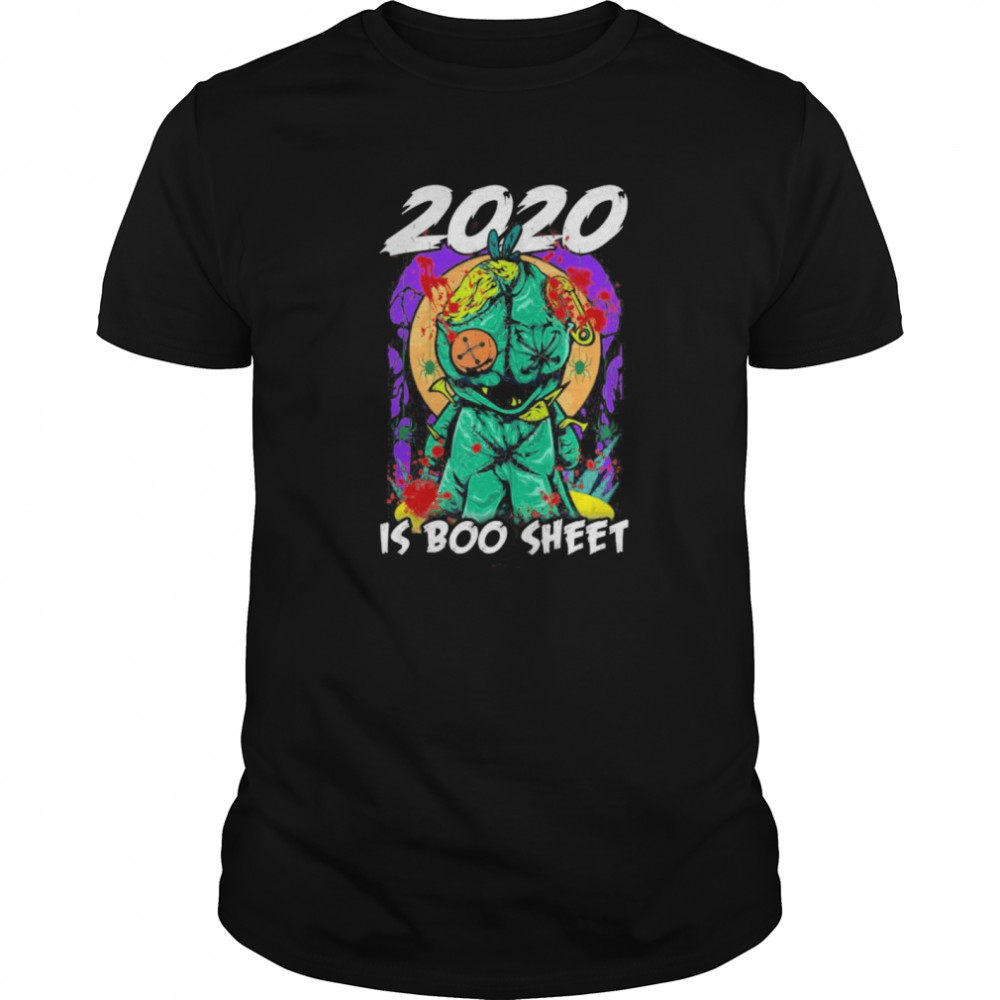 2020 Voodoo Doll Ghost  Classic Men's T-shirt
