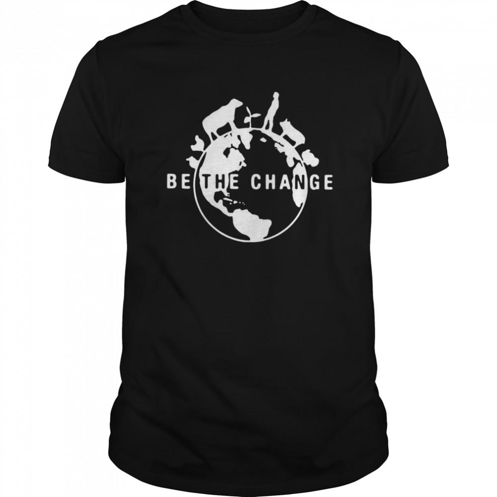 Be The Change 2020  Classic Men's T-shirt