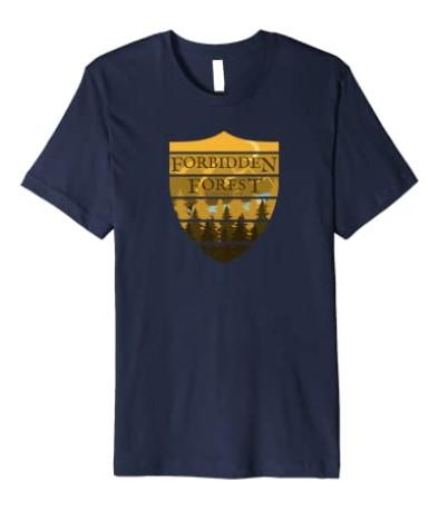 Forbidden Forest National Park Unisex Shirt
