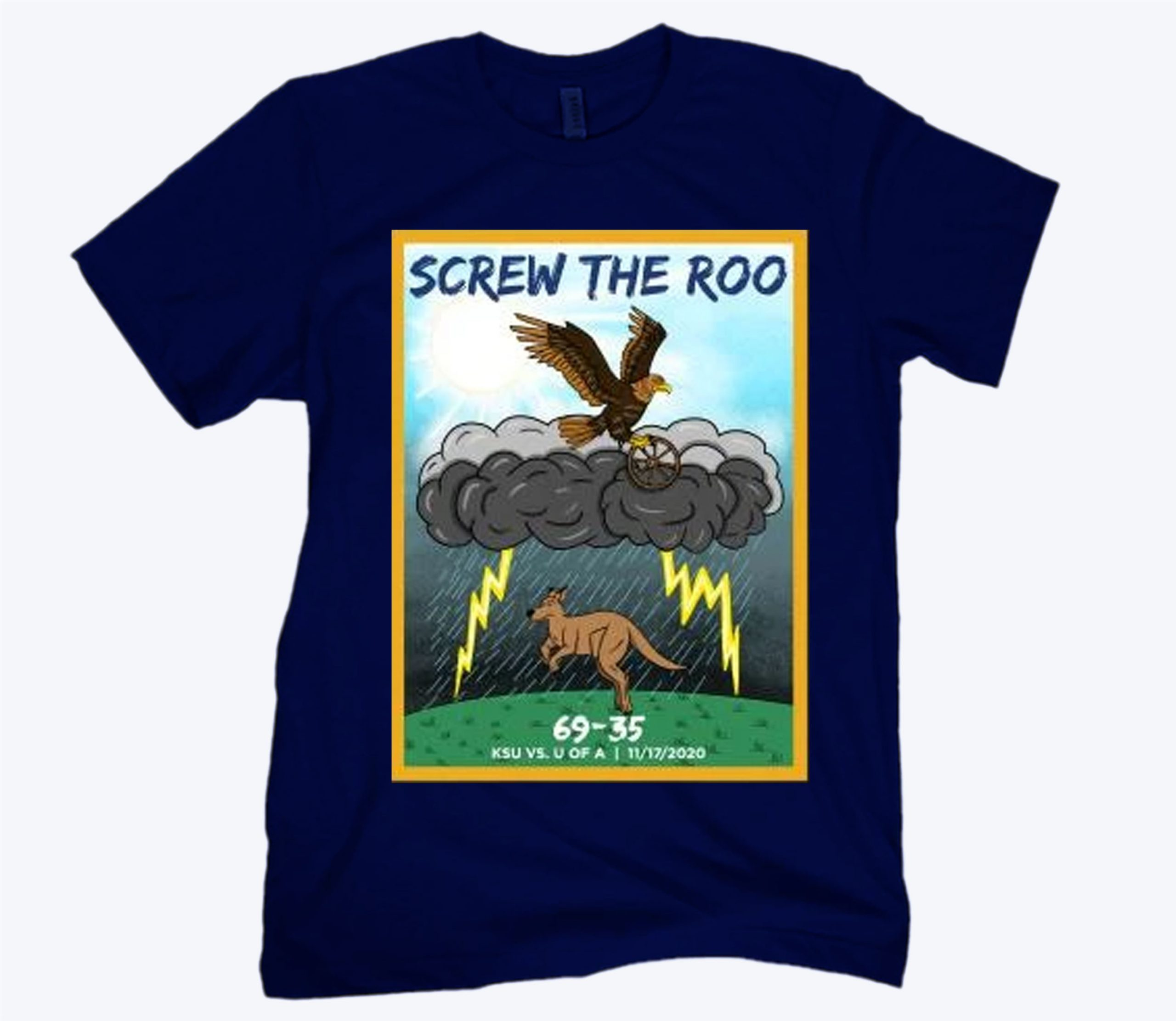SCREW THE ROO UNISEX SHIRT