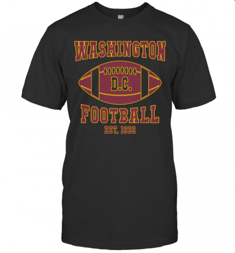 Washington DC Football Team 2020 T-Shirt Classic Men's T-shirt