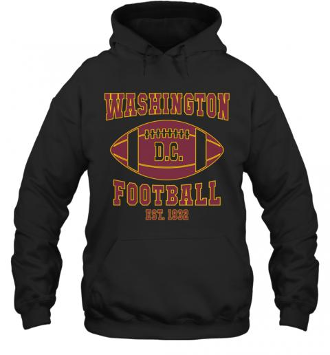 Washington DC Football Team 2020 T-Shirt Unisex Hoodie