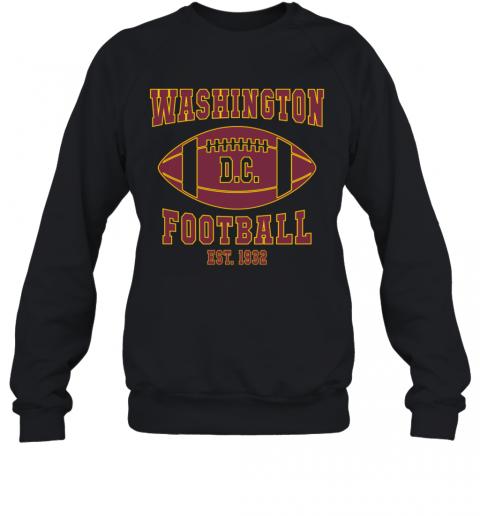 Washington DC Football Team 2020 T-Shirt Unisex Sweatshirt